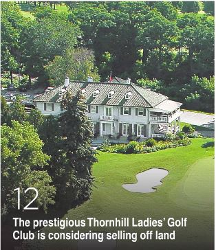 cover picture - thornhill post